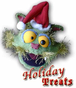 Puppets: Holiday Treats!